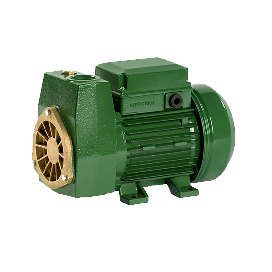 PA self priming pump with side liquid ring